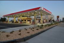 Victorville Gas Station & Car Wash by Erika Winters® Design / Erika Winters Design: Interior Design, Channel Development: Contractor