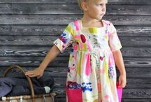 Double Gauze Sewing Projects / Project ideas for sewing with double gauze cotton.