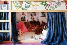 Kids Spaces / Decorating kids rooms