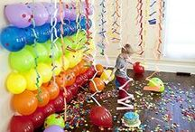 Parties, Birthdays & Celebrations