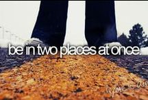 Oh, The Places I Will Go.
