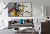 { Residential Interiors } / by Marie Gyllstrom