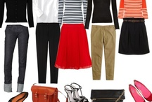 My style / Classic American style, with simple and wearable French influence