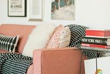 Living Rooms / Living room interior design / by DecRenew Interiors