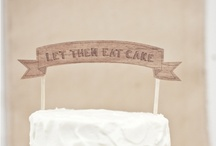 Let them eat cake! / I've never met a cake that I didn't like... and wear the evidence on my waistline. Wedding cakes are an art form and I am pleased to share examples that I find. Be sure to check out my other cake boards: Contemporary cakes, Fun cakes & 'Un'cakes, Lace or ribbon?, Rustic cakes & White on white cakes! Don't miss my color {wedding} boards too! / by Deb Smith