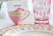 Tea party ideas / Tea time