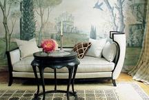Interiors / by J. Alexander Donovan