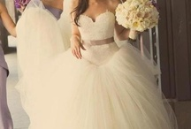 Weddings: Bridal Gowns / Bridal gowns that will make you feel like a goddess.
