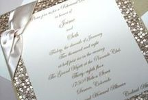 Weddings: Stationery / A collection of cute save-the-date ideas, invitations, & thank you cards.