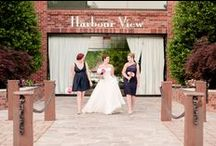 Harbour View Event Venue / A mix of the different spaces and views we have to offer at Harbour View! The pictures come from our personal cameras or those of amazing photographers!