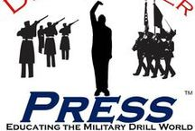 DrillMaster's Books / The only books for the military drill world!