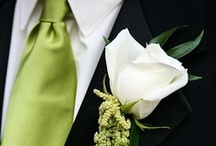 Bouts & Ties / Finishing touches for the guys. / by Deb Smith