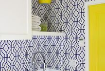 Laundry rooms / Decorating laundry rooms