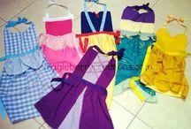 Aprons / Aprons, Apron patterns, vintage aprons, DIY Aprons, Cosplay Aprons