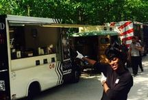 Black Owned Restaurants and Food Trucks Around the World / Let your nose follow the smells and your taste buds the flavors of some of the yummiest black-owned restaurants and food trucks around the world.