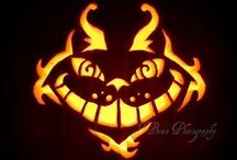 Autumn & Halloween - Jack-o'-lantern / by Terrea