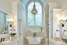 Master Bath Ideas / by Lisa Stec