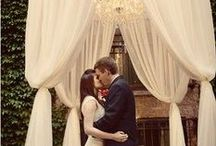 Weddings: Ceremony / Ideas for personalizing the most important part of the wedding!