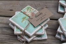 Weddings: Favors / Just a collection of cute ideas for favors or fun party additions to aid in the guest experience!