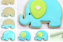 Baking Related - Cookie Decorating / by Terrea