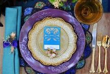 Weddings: Tablescapes / Guest table inspiration for your wedding or special event.