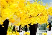 Weddings: Colors: Yellow