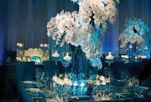 Weddings: Colors: Blue