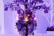 Weddings: Colors: Purple