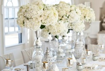 Weddings: Colors: White