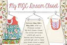 My MJC Dream Closet