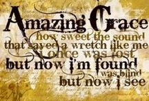 Worship Lyrics / by Cheryl Franklin