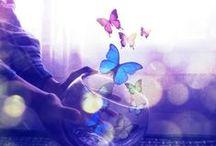 Lovely....sweetness....mystical....fairy tale / by Ellen Knudsen-Flanders