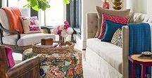 Eclectic Interiors / Interior design  Eclectic design