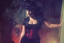Halloween Corsets / by Timeless Trends Corsets