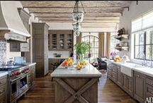 Kitchen Ideas / by Lisa Stec