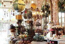 Shops / Bistro / Cafes