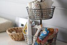 Baby's Nursery / by Jessica May Lonczewski