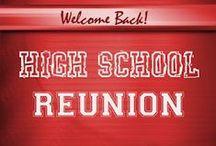 HS Reunion Ideas / 2018, 20 year HS Reunion