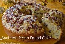 Yummy - Cakes - Bundt / by Cheryl Franklin