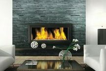 Fireplace Ideas / by Lisa Stec