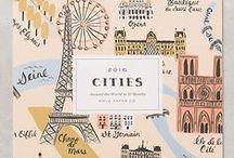 Illustrated maps