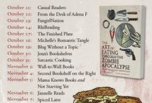 Art of Eating Through the Zombie Apocalypse Zpoc Eating Blog Tour