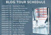 The Wicked Awakening of Anne Merchant Blog Tour