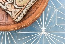 Tile Inspiration / Decorating with tile