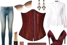 Closet Pairing / by Timeless Trends Corsets