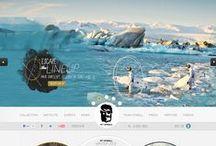Web Design / Ideias de design de sites para a série de artigos da Digital Prime Web Solutions - Inspiração e tendências para criar o seu site – Top Sites. Acesse http://digitalprimews.com/category/criacao-de-sites/