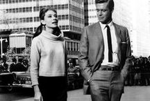 Icons of classic style / People and films with style that endures