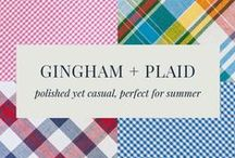 Preppy summer classics / Classic Ivy League preppy style lightened up and breezy for casual yet polished summers on the coast