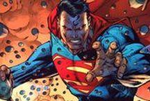 Superhero Lists