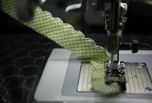 create : sewing / by Heidi Robbins